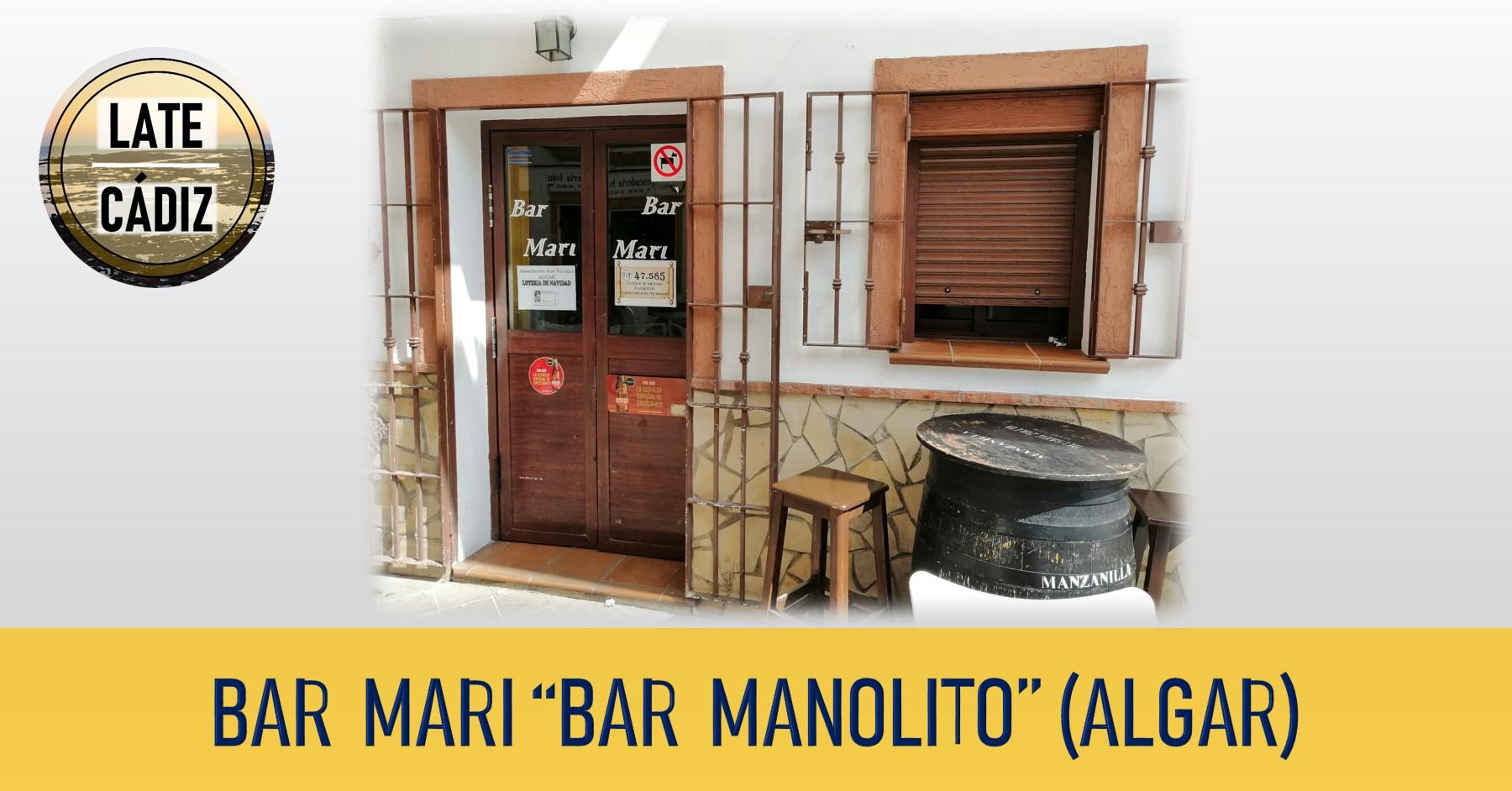bar mari bar manolito algar 0