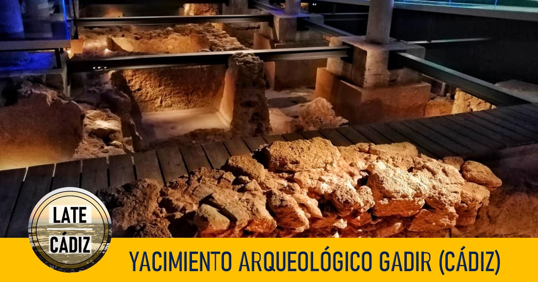 yacimiento arqueológico gadir 0