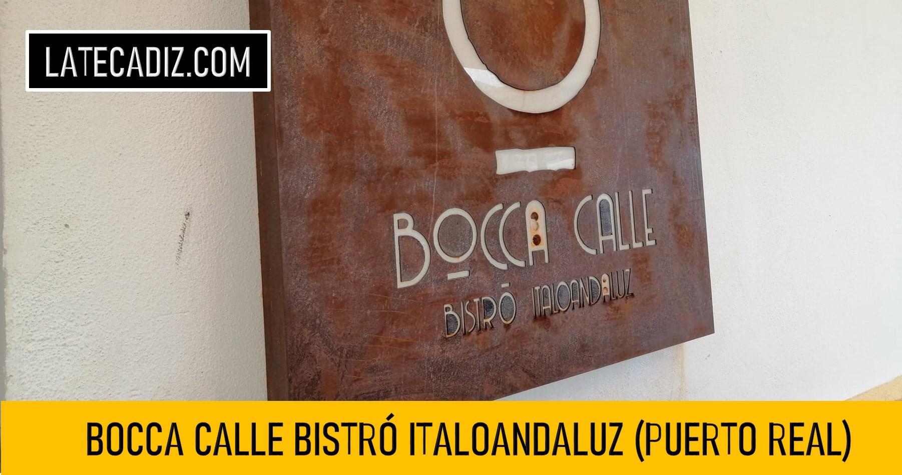 Bocca Calle Bistro Italoandaluz 0