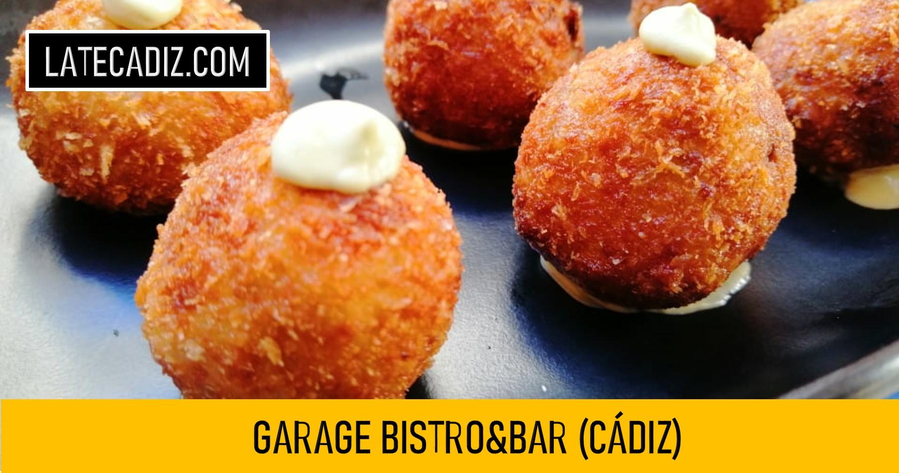 Garage bistro&bar cádiz 0