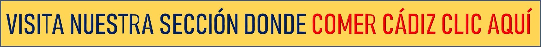 DONDE COMER CADIZ 0