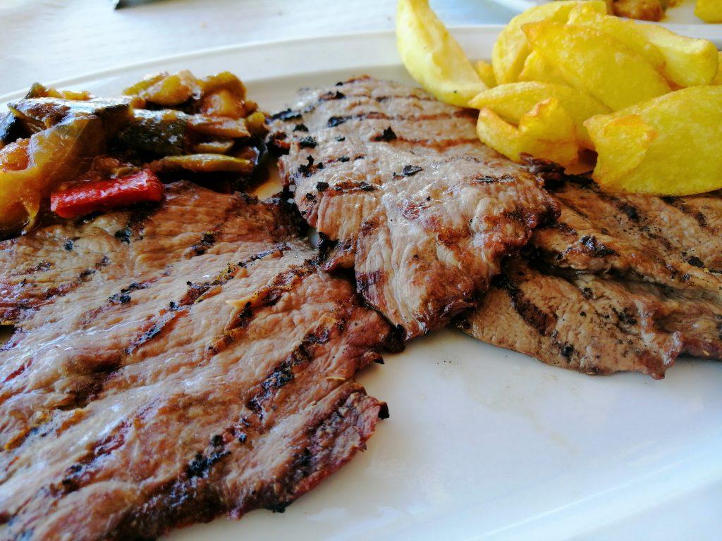 Restaurante Venta Durán San José del Valle (2)
